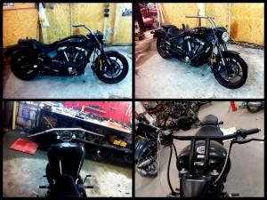 Изготовление руля для мотоцикла