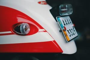 Покраска скутера Киев Yamaha Vino