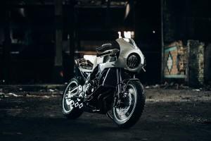 Кастомизация мотоцикла Yamaha MT07