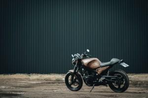 Кастомизация мотоцикла Suzuki GS500