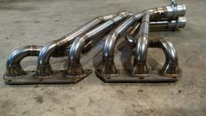Изготовление коллектора Jaguar XJ