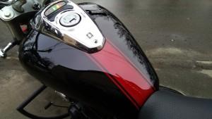 полный перекрасс мотоцикла
