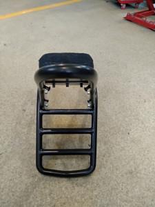 кастомная спинка и багажник для мотоцикла