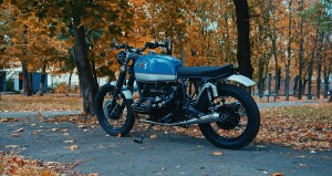 мотоцикл BMW R75/6 custom